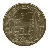 Monnaie De Paris , 2009 , Brétignolles Sur Mer , Vendée Miniature - Monnaie De Paris
