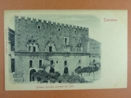 Taormina Palazzo Corvaja Costruito Nel 1372 - Altre Città