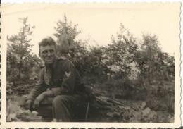 Orig Photo All WW2 : GEBIRSJÄGER   . 1940 . Campagne De France. 1940 - 1939-45
