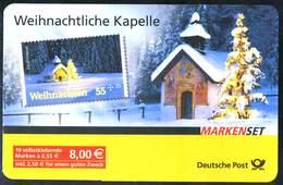 91 MH Weihnachten 2012, Erstverwendungsstempel Bonn - BRD