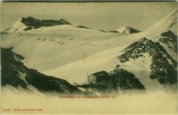 HALLEHUTTE AM EISSEEPASS (BOZEN ) EDIT PHOTOGLOB  - 1900s  (BG4698) - Bolzano (Bozen)