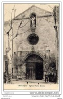 Manosque - église Notre Dame (belle Animation) - Manosque