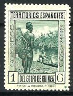 Guinea Española Nº 202 En Nuevo - Guinea Espagnole