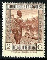 Guinea Española Nº 203 En Nuevo - Guinée Espagnole
