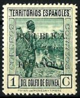 Guinea Española Nº 216 En Nuevo - Guinea Espagnole