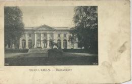 (1328) Tervueren - Restaurant  - Hert Standbeeld - Tervuren
