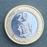 20'dollar 2017 Jamaica - Jamaica