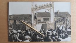 Conflans Saint Honorine  - Photo Carte - Souk Marocain - Kervoline - Conflans Saint Honorine