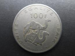 Djibouti 100 Francs 1977 - Djibouti
