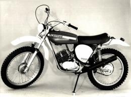 ANCILLOTTI  +-22cm X 15cm  Moto MOTOCROSS MOTORCYCLE Douglas J Jackson Archive Of Motorcycles - Foto