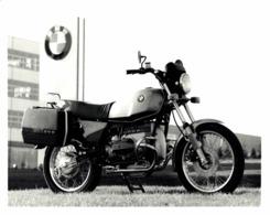 BMW  +-22cm X 15cm  Moto MOTOCROSS MOTORCYCLE Douglas J Jackson Archive Of Motorcycles - Foto