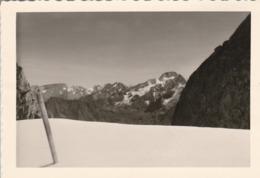 MONTAGNES : ALPES : Massif De La Muzelle : Avec Piolet - N° 054-A  - ( Format 13cm X 9cm ) - Luoghi