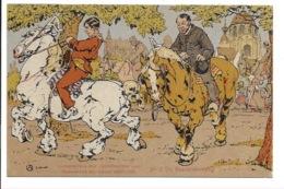 Alfred Ost - Mechelen - Gedenkenis Der Jubelfeesten Van Hanswyck - De Paardenbeeweg. - Mechelen