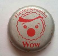 Coca Cola  WOW - Soda