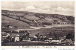 Carte Postale 25. Chaillexou Et Le Lac Trés Beau Plan - Non Classés