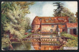 C8886 - Dorset - J. Busk Künstlerkarte - OILETTE - Raphael Tuck & Sons - Inglaterra