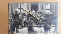 1912, Grande Duchesse Marie Adelaide Sortant De La Chambre Des Députés Prestation De Serment, Photo - Grand-Ducal Family