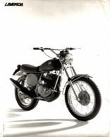 LAVERDA  +-17cm X 23cm  Moto MOTOCROSS MOTORCYCLE Douglas J Jackson Archive Of Motorcycles - Foto