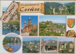 19 Corrèze - Cpm / Vues. - France