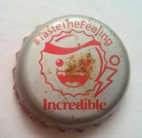 Coca Cola INCREDIBLE - Soda