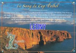 CPM Du CAP FREHEL (22) - LEGENDE Du SANG Du CAP FREHEL - FALAISES - Cap Frehel