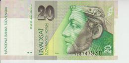 Slovakia 20 Korun 2006 Pick 20g UNC - Slowakije