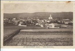 VAR : Le Beausset, Vue Générale - Le Beausset