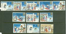 G.B.: 1973   Christmas - Good King Wenceslas   Used - 1952-.... (Elizabeth II)