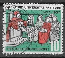 Germany/Bund Mi. Nr.: 256 Gestempelt (brg55er) - Gebraucht