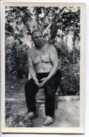 Photo. Photo. In The Garden. Naked Torso. Recreation. Athlete. - Persone Anonimi