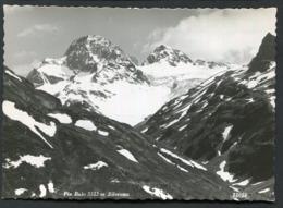 Piz Buin 3312 M. Silvretta - Vorarlberg - Graubünden.  -  NOT  Used - See The 2 Scans For Condition. ( Originalscan !! ) - Sonstige