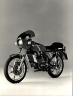 LAVERDA 125 +-17cm X 23cm  Moto MOTOCROSS MOTORCYCLE Douglas J Jackson Archive Of Motorcycles - Foto