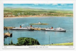 Douglas Bay, Isle Of Man - Tuck DLS 28 - Isle Of Man