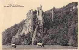 Châleux - Vallée De La Lesse - Vue Sur Les Aiguilles - Circulé - TBE - Hulsonniaux  - Houyet - Houyet