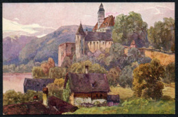 C8896 - TOP Fritz Lach Künstlerkarte - Nibelungenweg - Schönbühel An Der Donau - Kilophot Wien - Otros Ilustradores