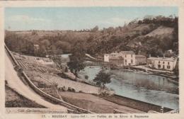 *** 44 ***  BOUSSAY  Vallée De La Sevre à Bapaume - TB Timbrée - Boussay