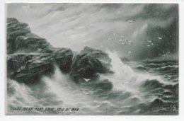 Coast Near Port Erin, Isle Of Man - G.E. Newton - Tuck 1114 - Isle Of Man