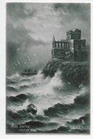 Peel Castle, Isle Of Man - G.E. Newton - Tuck 1114 - Isle Of Man