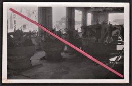 """LE HAVRE -- Photo Originale _ Salle Des Machines _ Usine Des Pâtes """"Bertrand"""" Après Bombardements _ Guerre _ Militaire - Luoghi"""