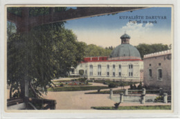 Kupalište Daruvar Old Postcard (ed. M. Milojević, Daruvar) Posted 1934 B191020 - Croatie