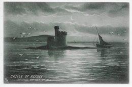 Castle Of Refuge, Douglas Bay, Isle Of Man - G.E. Newton - Tuck 1114 - Isle Of Man