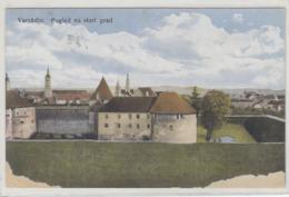 Varaždin Old Postcard Posted 1924 B191020 - Croatie