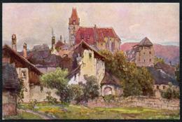 C8899 - TOP Fritz Lach Künstlerkarte - Nibelungenweg - Weißenkirchen An Der Donau - Kilophot Wien - Otros Ilustradores