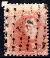 16A Curiosité De Dentelure  -  Dent Du Peigne Cassés - 1863-1864 Médaillons (13/16)