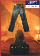 Publicité- Liberto De Culte- Jeans- Cpsm- Recto Verso -Paypal Free - Werbepostkarten