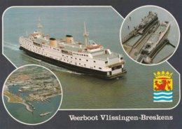 Veerboot Vlissingen- Breskens - Transbordadores