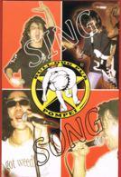 Publicité- Bull Dog Pub, Pompei - Running Birds-Cabine 13- Caligagan- Slam Cpsm- Recto Verso -Paypal Free - Werbepostkarten