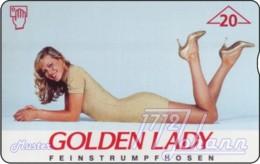 "TWK Österreich Privat: ""Golden Lady"" Gebr. - Oostenrijk"
