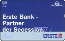 """TWK Österreich Privat: """"Erste Bank - Secession"""" Gebr. - Oesterreich"""