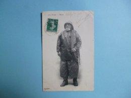 DIEPPE  -  76  -  Marin  -  1908  - - Pêche